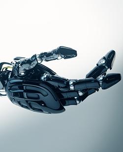 Priemyselná automatizácia / Robotika
